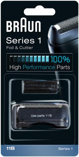 Режущий блок BraunЭлектробритвы<br>Система бритья: сеточная,<br>Тип: cетка для бритв<br>
