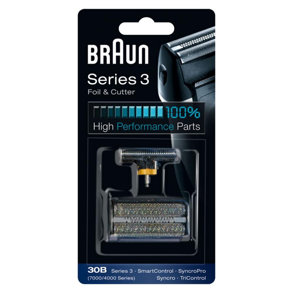 Режущий блок Braun от 220 Вольт