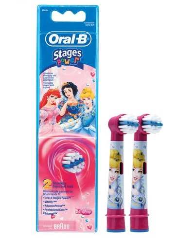 Насадка Oral-b Stage kids