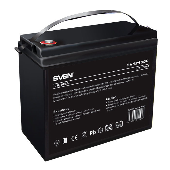 Аккумулятор для ИБП Sven