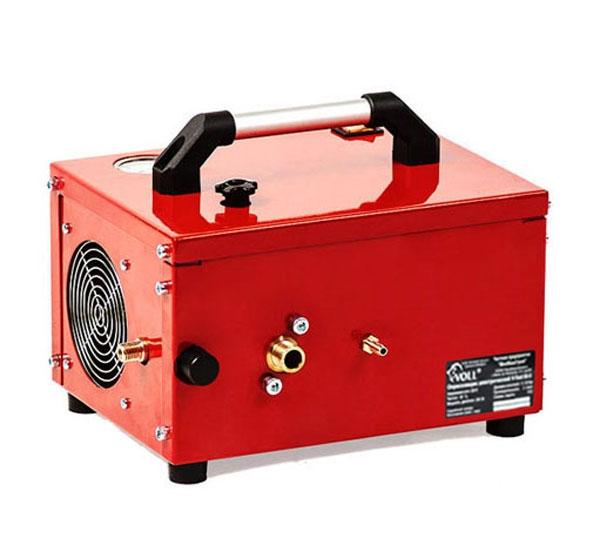 Опрессовщик VollОпрессовочные насосы<br>Макс. давление: 60,<br>Привод: электрический,<br>Мощность: 250,<br>Напряжение: 220,<br>Производительность: 3,<br>Резьба: 1/2,<br>Рабочая жидкость: вода/масло,<br>Манометр: есть<br>