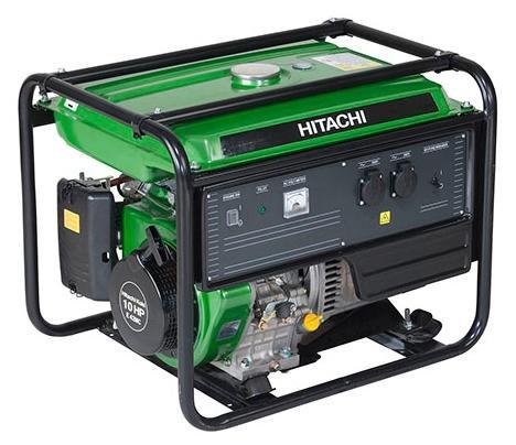 Бензиновый генератор Hitachi E42mc