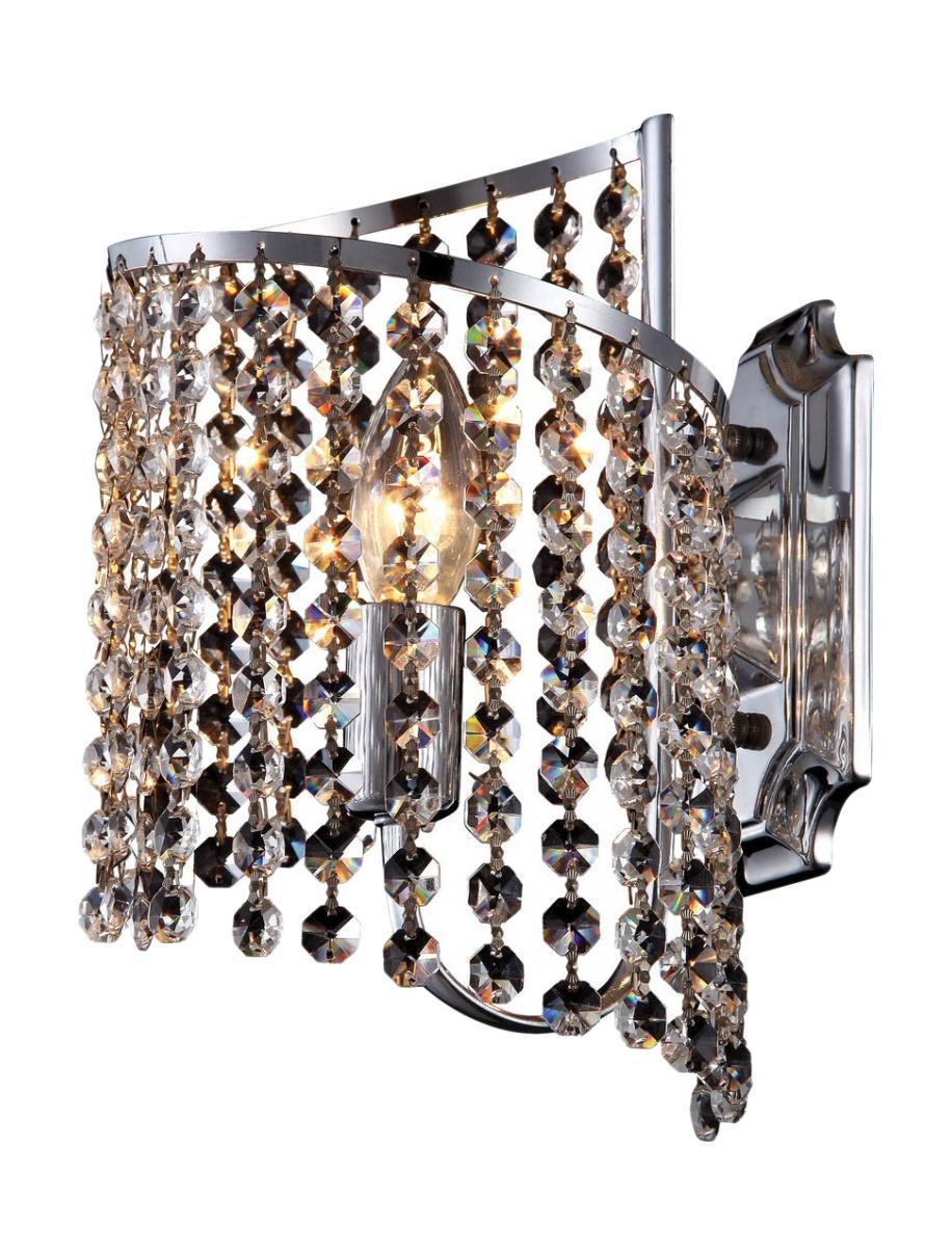 Бра Arte lampНастенные светильники и бра<br>Тип: настенный,<br>Назначение светильника: для комнаты,<br>Стиль светильника: модерн,<br>Материал светильника: металл,<br>Тип лампы: накаливания,<br>Количество ламп: 1,<br>Мощность: 60,<br>Патрон: Е14,<br>Цвет арматуры: серебристый,<br>Ширина: 200,<br>Высота: 270,<br>Удаление от стены: 200,<br>Коллекция: 3800<br>