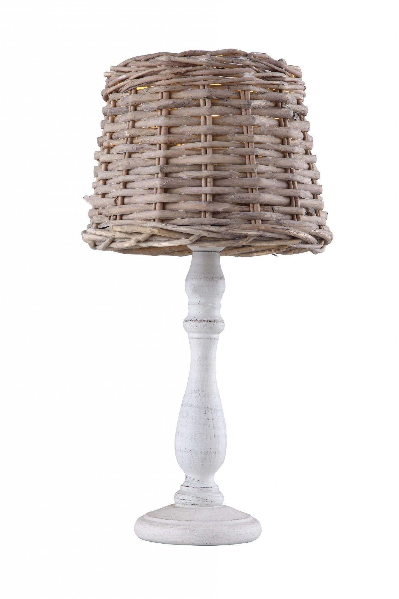 Лампа настольная Arte lamp - Arte lampЛампы настольные<br>Тип настольной лампы: ученическая/офисная,<br>Назначение светильника: для комнаты,<br>Стиль светильника: кантри,<br>Материал светильника: дерево, металл,<br>Диаметр: 250,<br>Высота: 380,<br>Количество ламп: 1,<br>Тип лампы: накаливания,<br>Мощность: 40,<br>Патрон: Е27,<br>Цвет арматуры: белый<br>