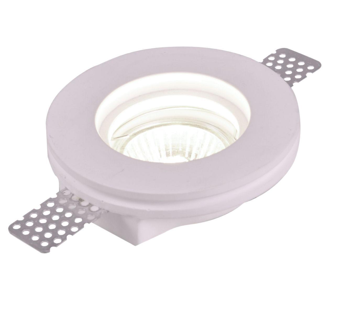 Светильник встраиваемый Arte lampСветильники встраиваемые<br>Стиль светильника: модерн, Диаметр: 100, Форма светильника: круг, Материал светильника: металл, Количество ламп: 1, Тип лампы: накаливания, Мощность: 35, Патрон: GU10, Цвет арматуры: белый, Назначение светильника: для комнаты, Вес нетто: 0.2, Коллекция: 9210<br>