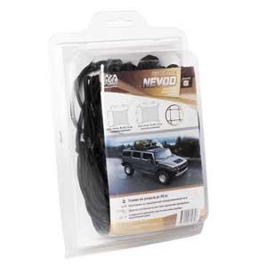 Сетка AzardКрепления для багажа<br>Тип: сетка,<br>Длина (мм): 900<br>