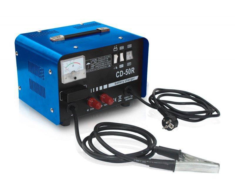 Устройство пуско-зарядное AuroraЗарядные и пуско-зарядные устройства<br>Максимальный ток заряда: 70,<br>Минимальный ток заряда: 4,<br>Выходной ток пуска: 180,<br>Пиковый выходной ток: 180,<br>Мощность: 1200,<br>Емкость аккумулятора: 700,<br>Назначение зарядного устройства: пуско-зарядное,<br>Напряжение аккумулятора: 12/24,<br>Вес нетто: 9.2<br>