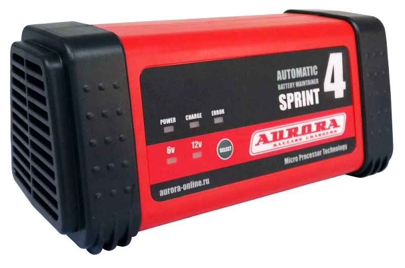 �������� ���������� Aurora Sprint 4 automatic