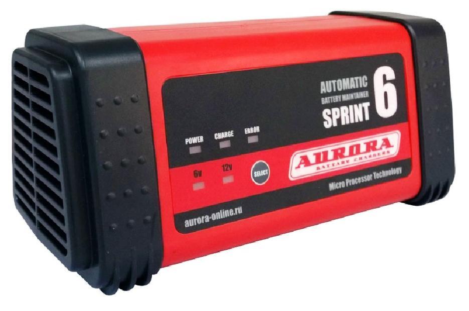 �������� ���������� Aurora Sprint 6 automatic