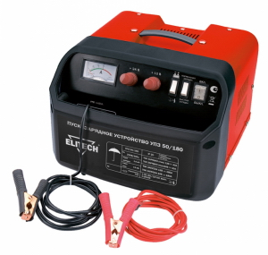 Устройство пуско-зарядное ElitechЗарядные и пуско-зарядные устройства<br>Максимальный ток заряда: 40,<br>Минимальный ток заряда: 25,<br>Выходной ток пуска: 180,<br>Пиковый выходной ток: 180,<br>Мощность: 7000,<br>Емкость аккумулятора: 700,<br>Назначение зарядного устройства: пуско-зарядное,<br>Напряжение аккумулятора: 12/24,<br>Размеры: 32.5x32.8x25.2,<br>Вес нетто: 14.5,<br>Рабочая температура: -10 до +40<br>