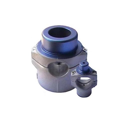 Насадка колодочная для аппарата для сварки труб, 50 мм. Dytron