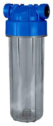 Корпус фильтра ГЕЙЗЕРФильтры для воды<br>Размер фильтра: 1/2<br>