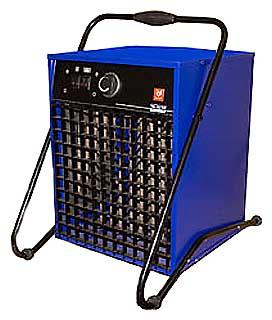 Тепловентилятор DaireТепловые пушки и нагреватели (промышленные)<br>Тип тепловой пушки: электрические, Мощность: 18000, Способ нагрева: прямой, Производительность (м3/ч): 1080, Мобильность: переносной, Для помещения: есть, Защита от перегрева: есть<br>