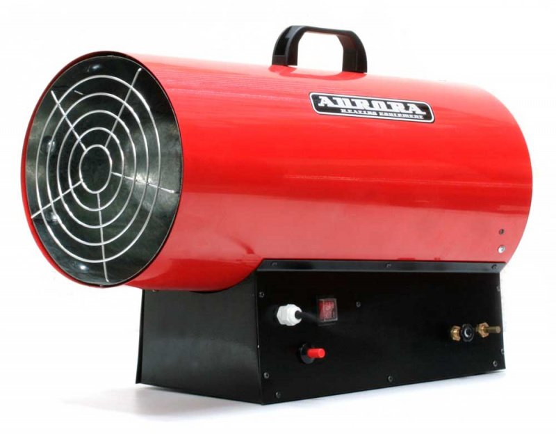 Газовая тепловая пушка Aurora