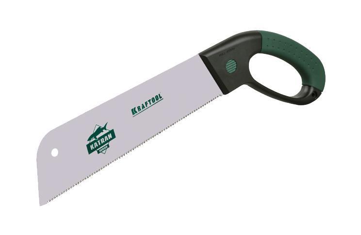 Ножовка KraftoolНожовки ручные<br>Длина (мм): 300,<br>Назначение: дерево,<br>Тип ножовки: ножовка<br>