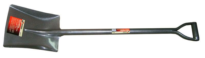 Лопата SkrabЛопаты<br>Тип: совковая,<br>Назначение: садовая,<br>Материал лезвия: сталь,<br>Материал черенка: сталь,<br>Длина (мм): 1100,<br>Ширина: 300,<br>Высота: 260<br>