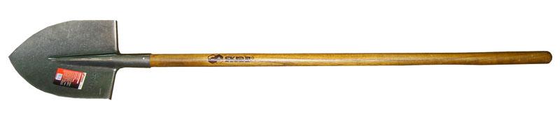 Лопата SkrabЛопаты<br>Тип: штыковая, Назначение: садовая, Материал лезвия: сталь, Материал черенка: дерево, Длина (мм): 1200, Ширина: 220, Высота: 300<br>