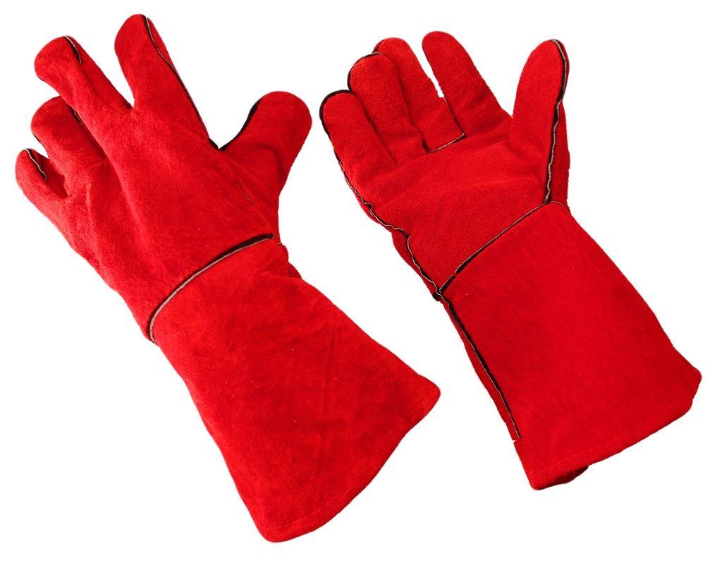 Краги NewtonПерчатки и рукавицы<br>Тип: краги, Тип перчаток: спилковые, Пол: унисекс, Длина (мм): 360, Размер: 11 (XXL), Цвет: красный<br>