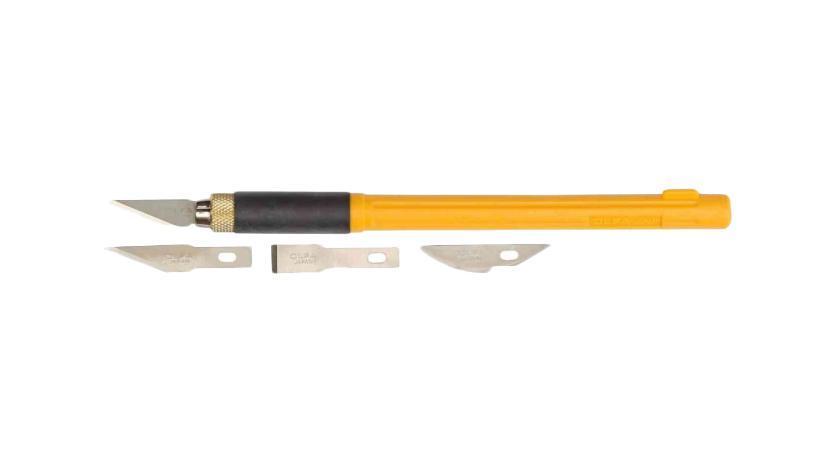 Нож строительный Olfa - OlfaНожи ручные<br>Тип: нож,<br>Тип ножа: с сегментным лезвием,<br>Ширина лезвия: 4,<br>Материал рукоятки: пластик<br>