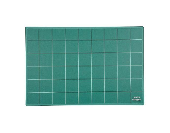 Коврик OlfaПрочий ручной инструмент<br>Тип: коврик защитный,<br>Назначение: для защиты поверхностей от повреждений,<br>Вес нетто: 1.1<br>