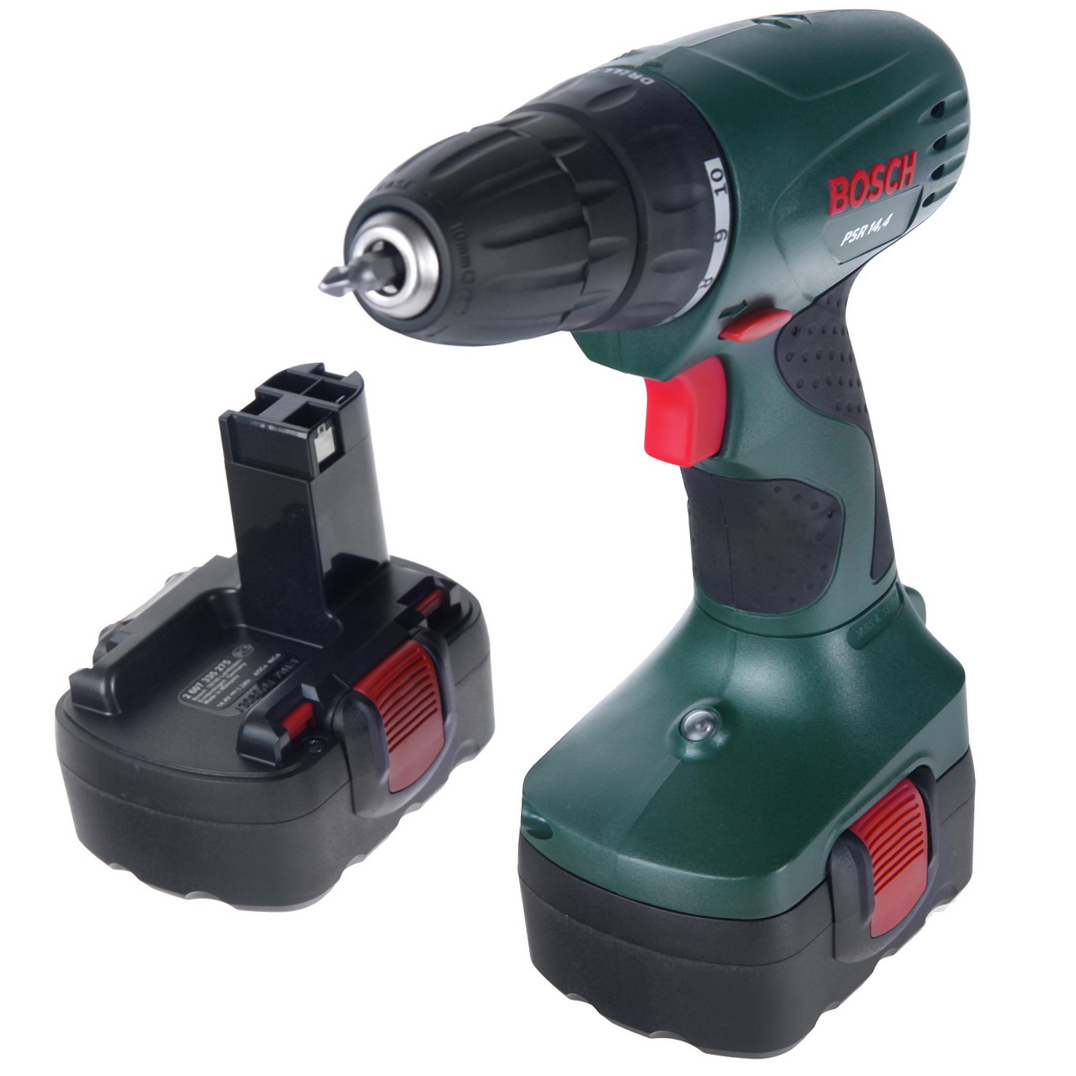 Дрель аккумуляторная Bosch Psr 14,4/2 0603955421