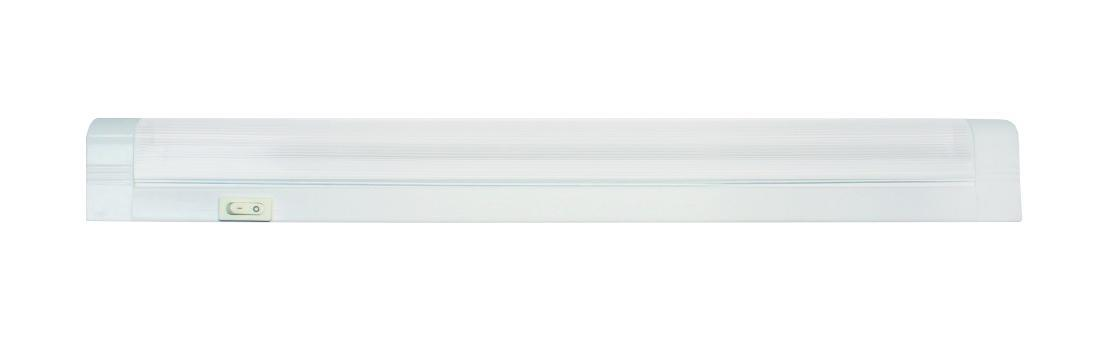 Светильник EkfСветильники офисные, промышленные<br>Назначение светильника: для производственных помещений,<br>Тип лампы: светодиодная,<br>Мощность: 8,<br>Количество ламп: 1,<br>Патрон: LED,<br>Степень защиты от пыли и влаги: IP 20,<br>Цвет: белый<br>