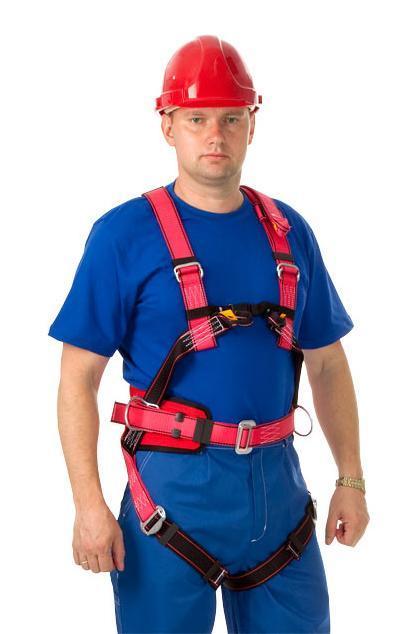 Привязь страховочная Safe-tec