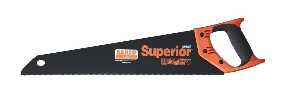 Ножовка BahcoНожовки ручные<br>Длина (мм): 550,<br>Назначение: сталь,<br>Тип ножовки: ножовка,<br>Вес нетто: 0.54<br>