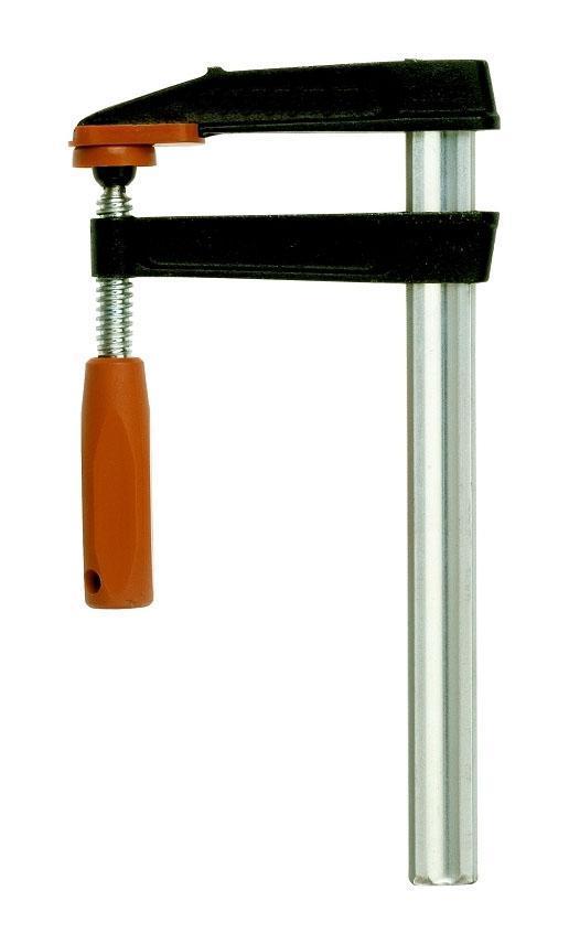 Струбцина BahcoСтрубцины и тиски<br>Тип: струбцина,<br>Материал рамы: сталь,<br>Тип струбцины: F-образная,<br>Вес нетто: 2.1<br>