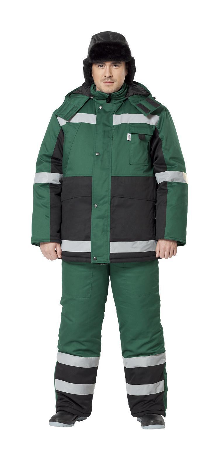 Костюм рабочий мужской зимний АВАНГАРД-СПЕЦОДЕЖДАКостюмы<br>Тип: куртка с полукомбинезоном,<br>Размер: 88-92/170-176,<br>Пол: мужской,<br>Сезон: зима,<br>Материал: смесовая ткань, полиэфир,<br>Плотность ткани: 210,<br>Цвет костюма: зеленый,<br>Вид утеплителя: Синтепон,<br>Вес нетто: 2.54<br>