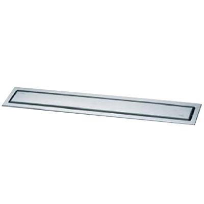Решётка ViegaСистемы водотведения<br>Тип: решетка,<br>Ширина: 70,<br>Длина (мм): 900,<br>Монтаж: пристенный,<br>Материал: нерж.сталь,<br>Форма: прямоугольная<br>