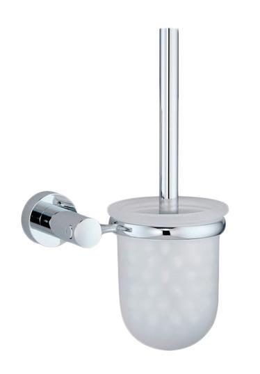 Держатель для туалетной бумаги WasserkraftДержатели для ванной комнаты<br>Назначение: для туалетной бумаги,<br>Цвет покрытия: хром,<br>Материал: металл,<br>Способ крепления: на стену,<br>Высота: 170,<br>Ширина: 60,<br>Глубина: 100<br>