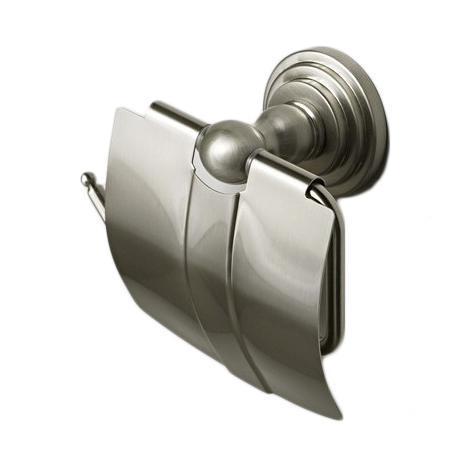 Держатель для туалетной бумаги WasserkraftДержатели для ванной комнаты<br>Назначение: для туалетной бумаги,<br>Цвет покрытия: хром,<br>Материал: металл,<br>Способ крепления: на стену,<br>Высота: 145,<br>Ширина: 150,<br>Глубина: 70<br>