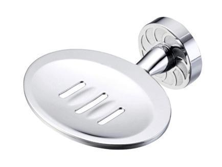 Мыльница WasserkraftАксессуары для ванной комнаты<br>Назначение аксессуара: мыльница,<br>Материал: металл,<br>Высота: 60,<br>Ширина: 120,<br>Способ крепления: настенный<br>