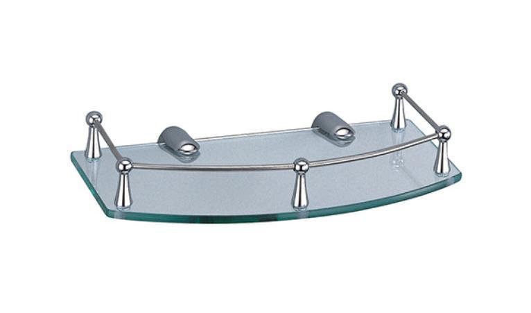 Полка WasserkraftАксессуары для ванной комнаты<br>Назначение аксессуара: полка,<br>Материал: металл,<br>Высота: 50,<br>Ширина: 260,<br>Способ крепления: настенный<br>