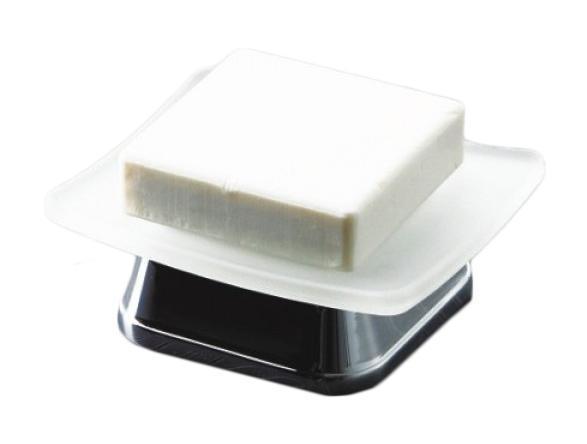 Мыльница WasserkraftАксессуары для ванной комнаты<br>Назначение аксессуара: мыльница,<br>Материал: стекло,<br>Высота: 40,<br>Ширина: 110,<br>Способ крепления: настольный<br>