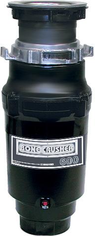Измельчитель пищевых отходов Bone crusherИзмельчители пищевых отходов<br>Обороты: 2600,<br>Высота: 355,<br>Материал ножей: нерж. сталь,<br>Тип подачи: проточный,<br>Количество фаз: 1,<br>Вес нетто: 4.1<br>