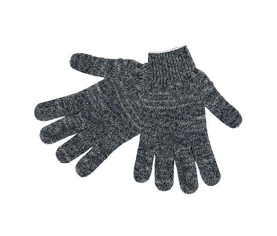 Перчатки утепленные РУССКИЙ ИНСТРУМЕНТПерчатки и рукавицы<br>Тип: перчатки,<br>Тип перчаток: х/б,<br>Пол: унисекс,<br>Размер: 10,<br>Цвет: черный<br>