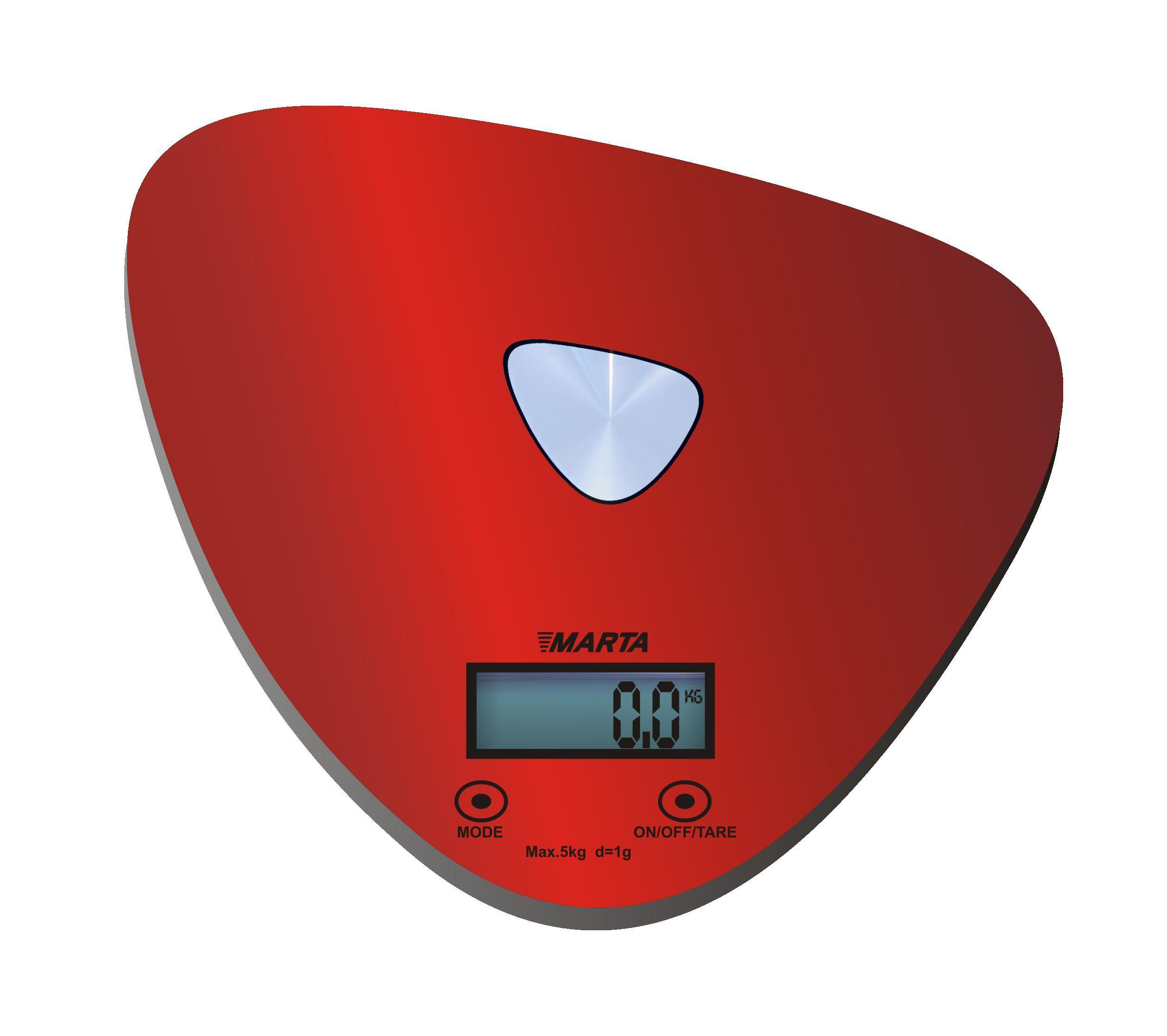 Весы кухонные Marta Mt-1632