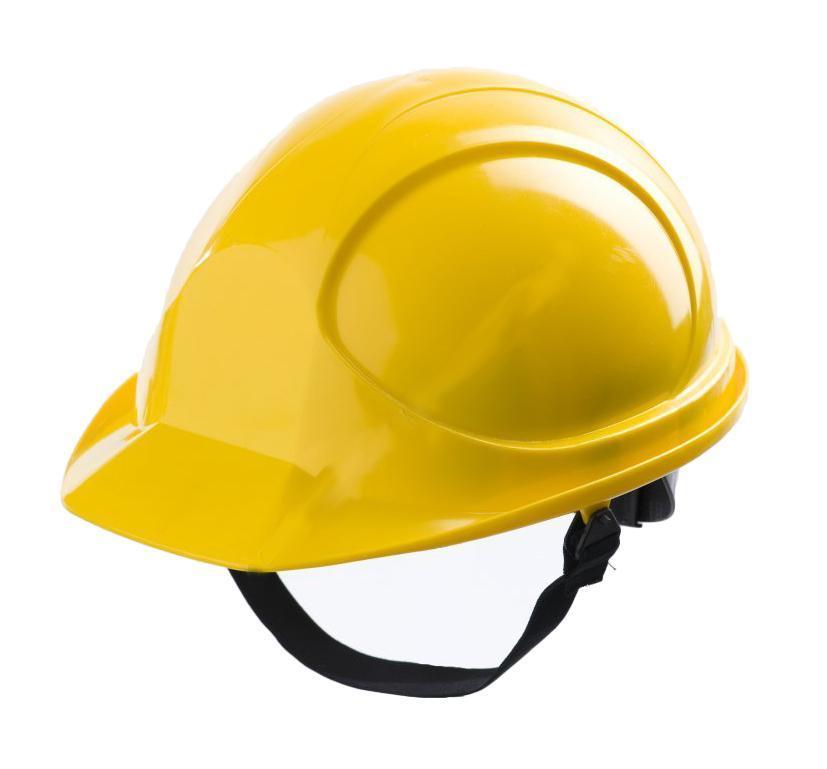 Каска AmparoКаски, шлемы<br>Материал: пластик,<br>Цвет: жёлтая,<br>Вес нетто: 0.434<br>