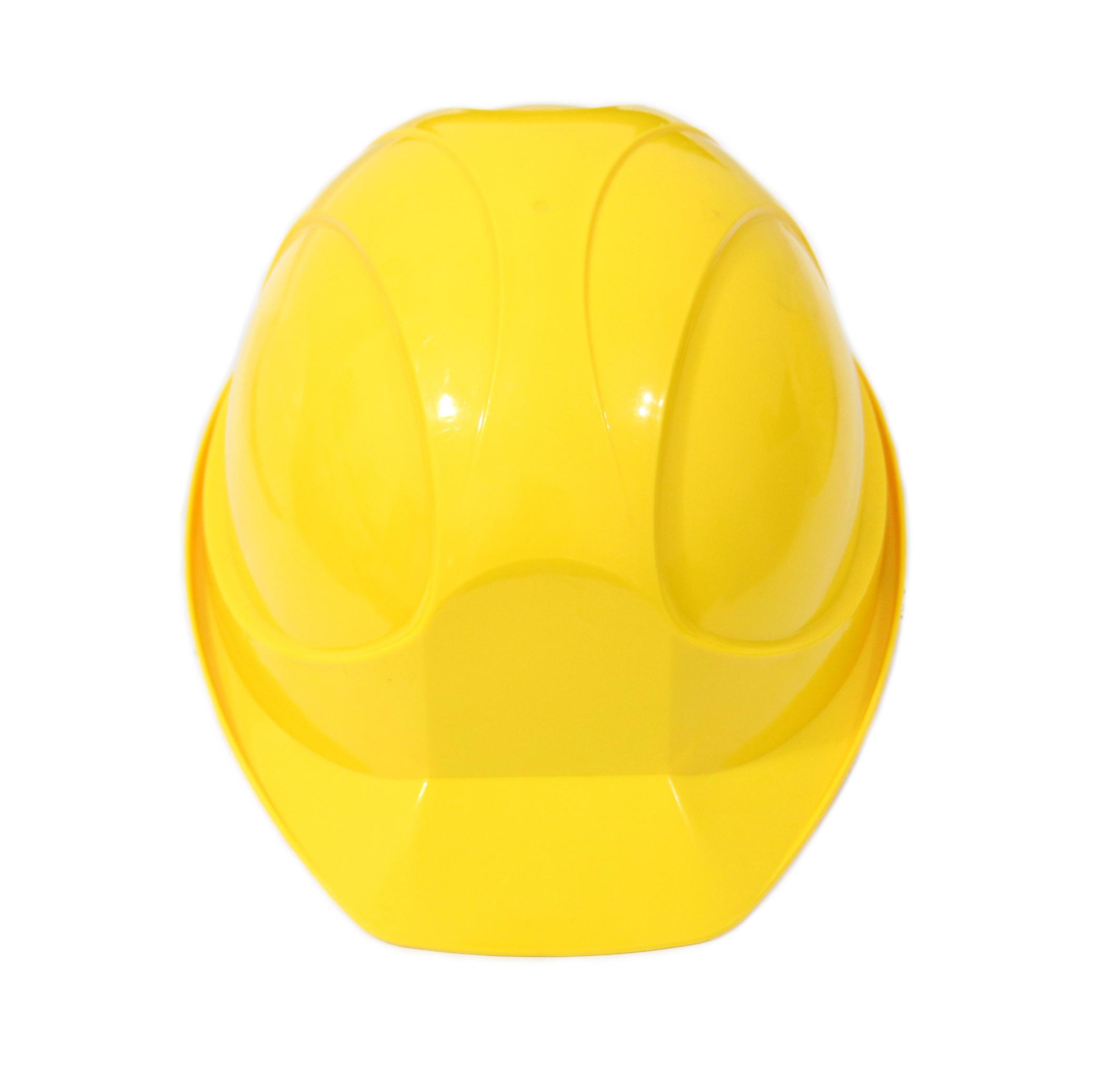 Каска AmparoКаски, шлемы<br>Материал: пластик,<br>Цвет: желтая,<br>Вес нетто: 0.46<br>