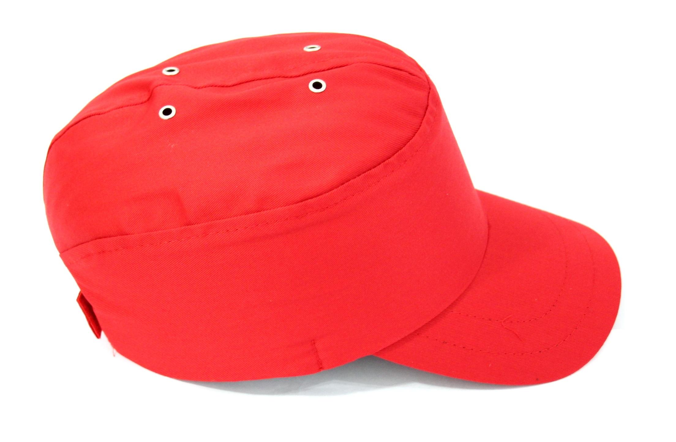 Каскетка AmparoКаски, шлемы<br>Материал: полиэтилен,<br>Цвет: красная<br>