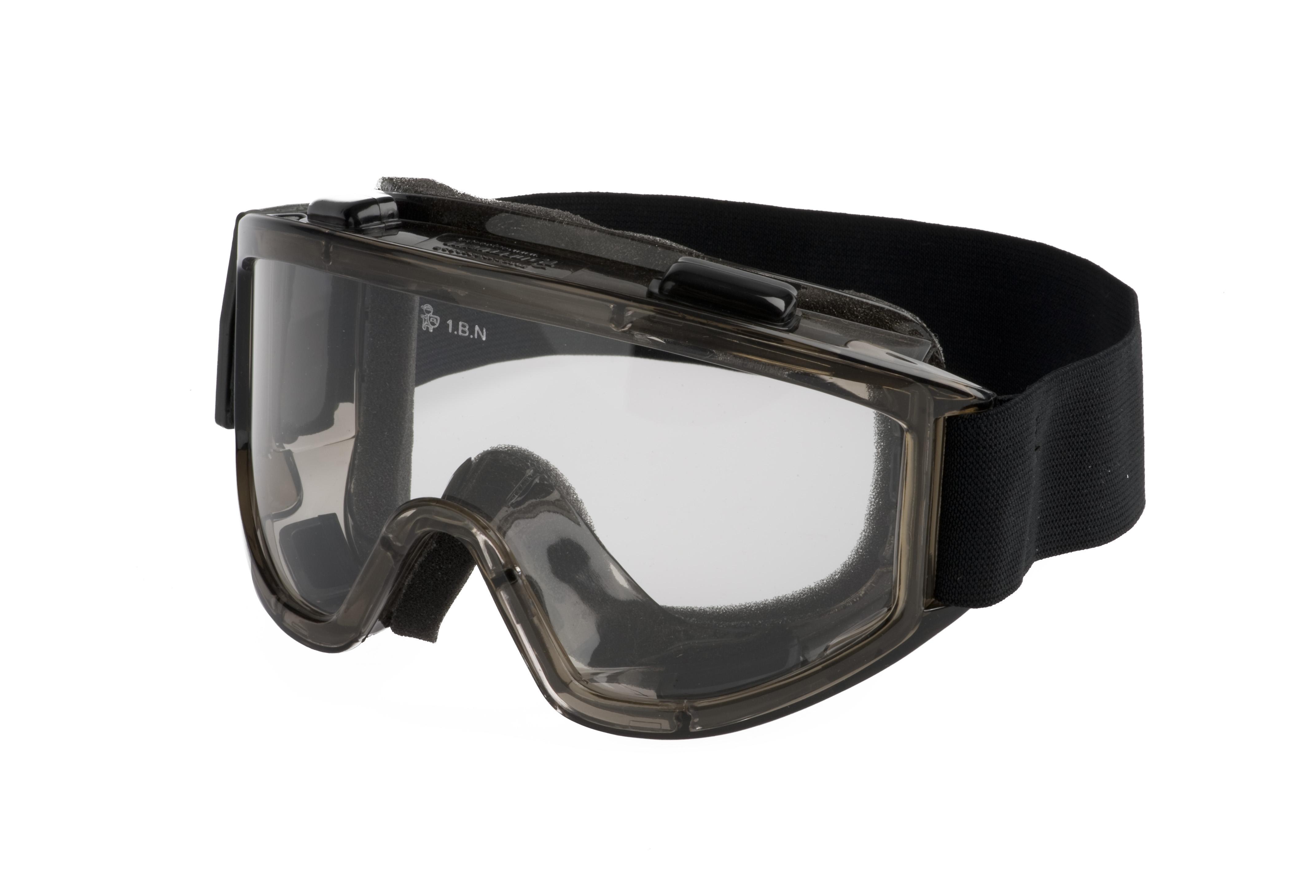 Очки защитные AmparoЗащитные очки<br>Тип очков: закрытые,<br>Цвет: прозрачный,<br>Материал: поликарбонат,<br>Использование с корректирующими очками: есть,<br>Защита от мелких частиц: есть,<br>Защита от ультрафиолетового излучения: есть,<br>Защита от химических веществ: есть<br>