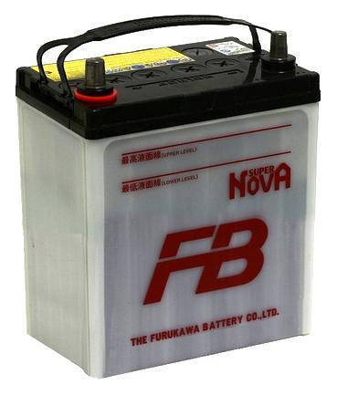Аккумулятор FbАвтомобильные аккумуляторы<br>Емкость аккумулятора: 38, Тип: для легкового автомобиля, Полярность: обратная, Тип аккумулятора: стартерный, Пусковой ток: 330, Размеры: 127х220х187, Вес нетто: 9.4<br>