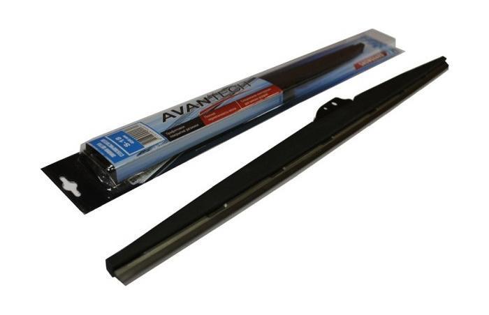 Щётка стеклоочистителя каркасная AvantechЩётки стеклоочистителя<br>Тип: щетка стеклоочистителя, Конструкция щётки: каркасная, Длина (мм): 650, Вес нетто: 0.3<br>