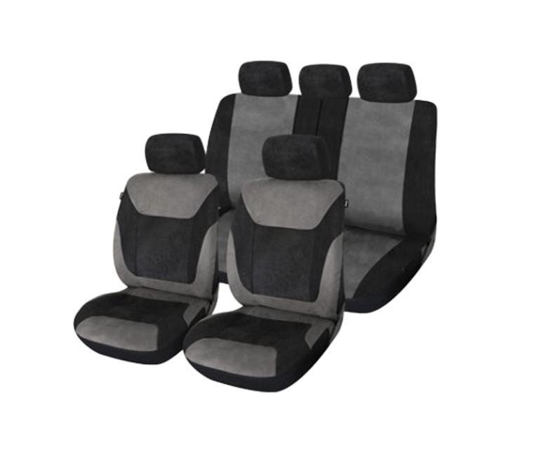 Чехол на сиденье Autoprofi Tt-902p bk/bl
