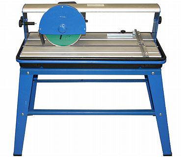 Станок камнерезный ПРАКТИКАСтанки камнерезные и плиткорезы<br>Тип: станок камнерезный,<br>Мощность: 800,<br>Обороты: 2850,<br>Наружный диаметр: 230,<br>Посадочный диаметр: 25.4,<br>Глубина пропила: 25,<br>Длина реза: 500,<br>Автоматическая подача воды: есть,<br>Размер площадки: 525x390,<br>Вес нетто: 30<br>