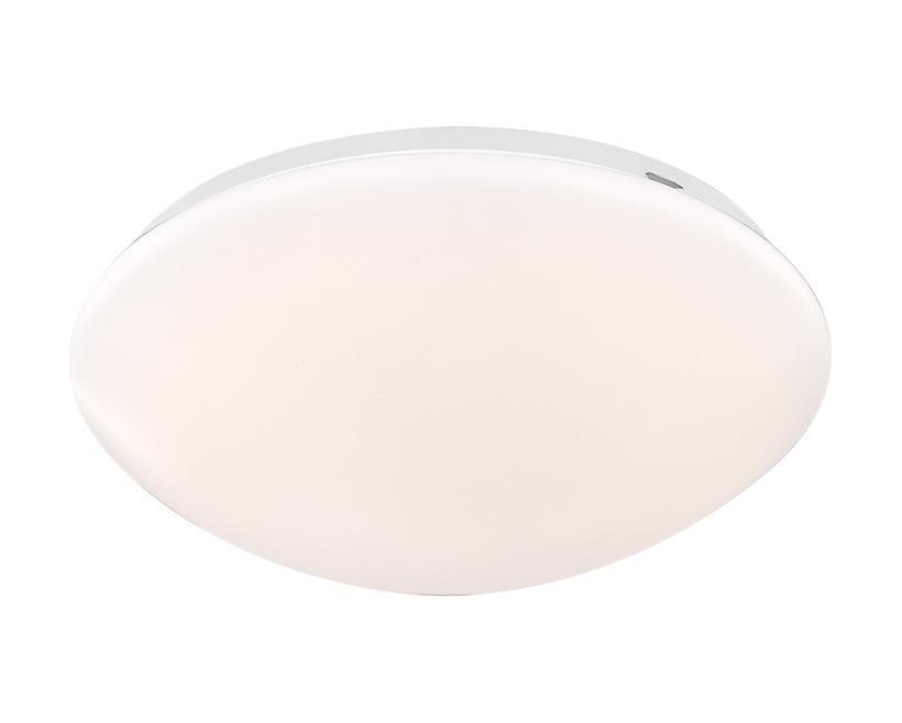 Светильник настенно-потолочный GloboСветильники настенно-потолочные<br>Мощность: 0.5,<br>Количество ламп: 36,<br>Назначение светильника: для комнаты,<br>Стиль светильника: модерн,<br>Материал светильника: металл, пластик, стекло,<br>Тип лампы: светодиодная,<br>Высота: 110,<br>Патрон: LED,<br>Цвет арматуры: белый,<br>Вес нетто: 0.7<br>