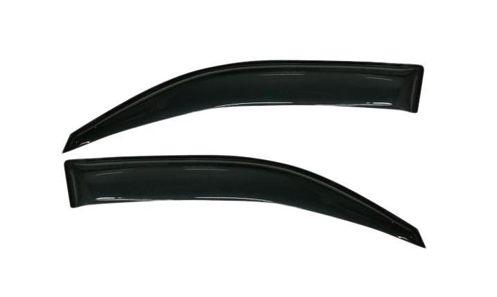 Дефлектор SkylineДефлекторы автомобильные<br>Марка автомобиля: MAZDA,<br>Место установки дефлектора: окна,<br>Цвет: черный,<br>Материал: полиэтилен<br>
