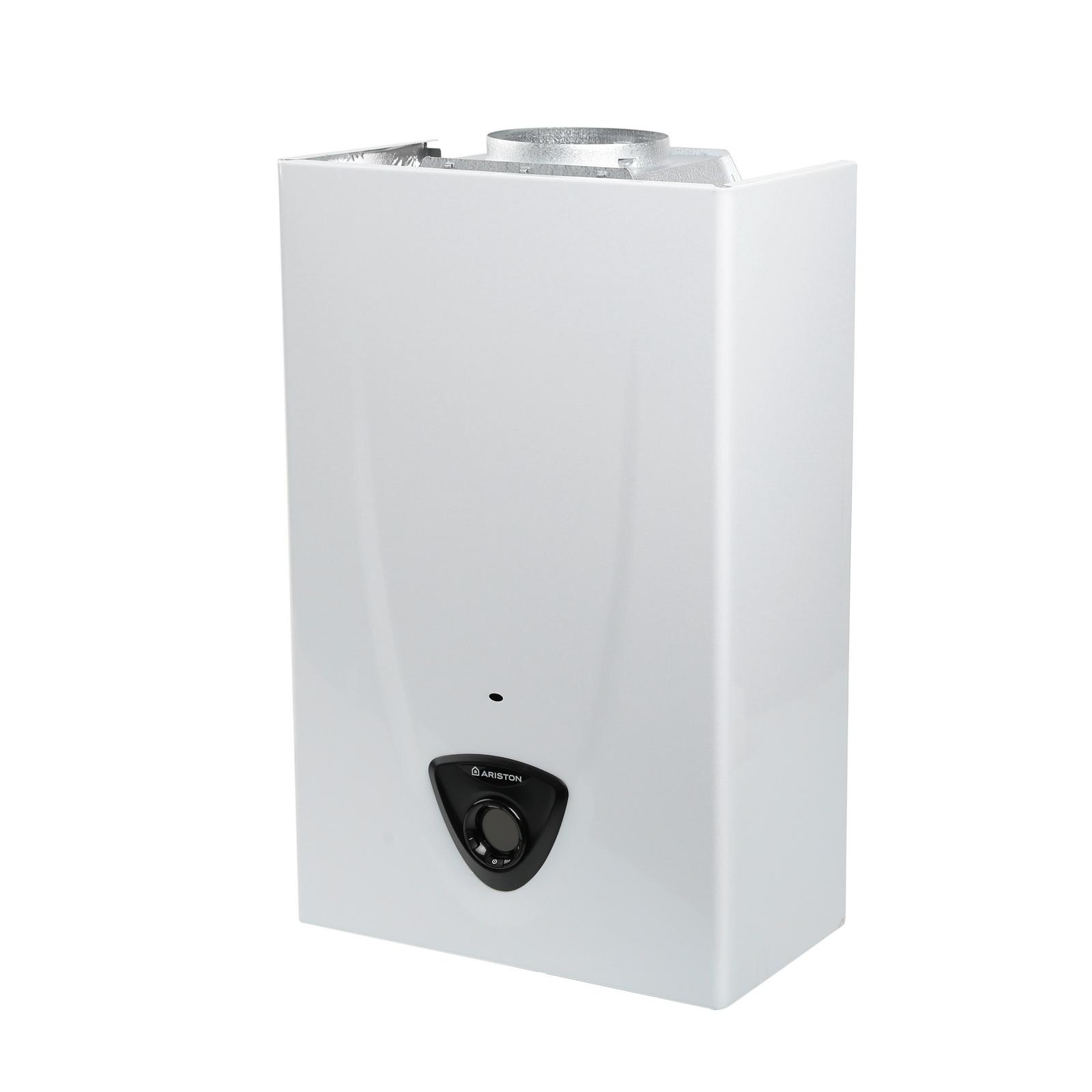 Газовый проточный водонагреватель Ariston